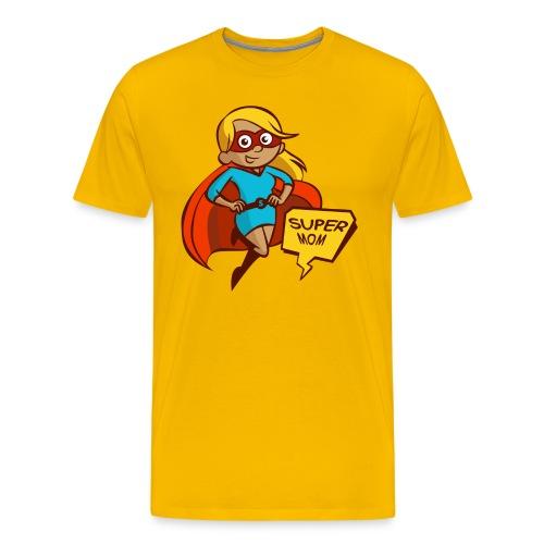 Mom - Männer Premium T-Shirt