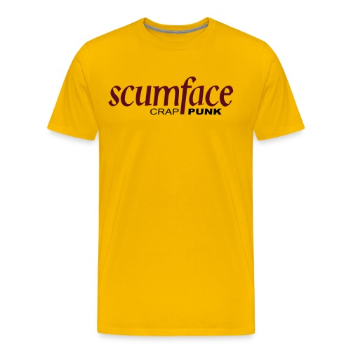 scumfast1 - Men's Premium T-Shirt