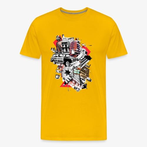 Pop Arts Ville - T-shirt Premium Homme