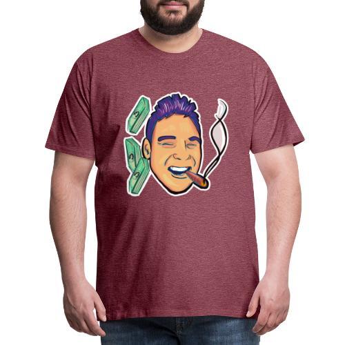 Fran Make it Rain - Camiseta premium hombre