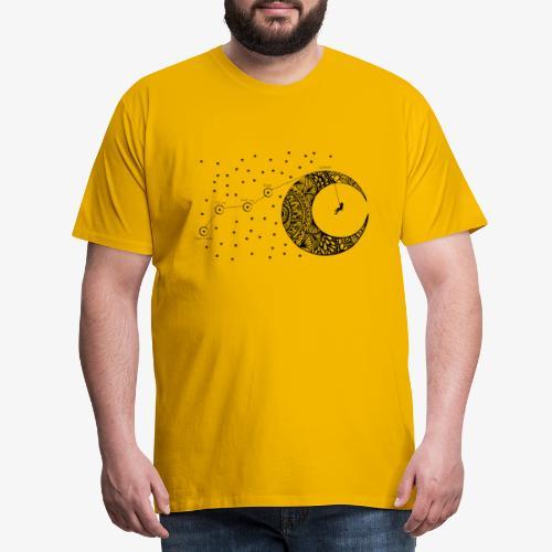 Dream your routes - Men's Premium T-Shirt