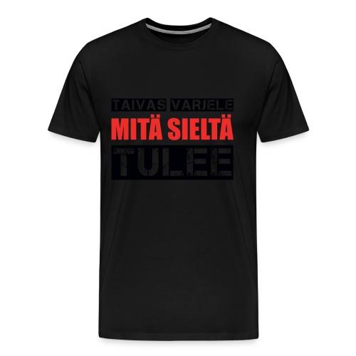 taivasvarjele2 - Miesten premium t-paita