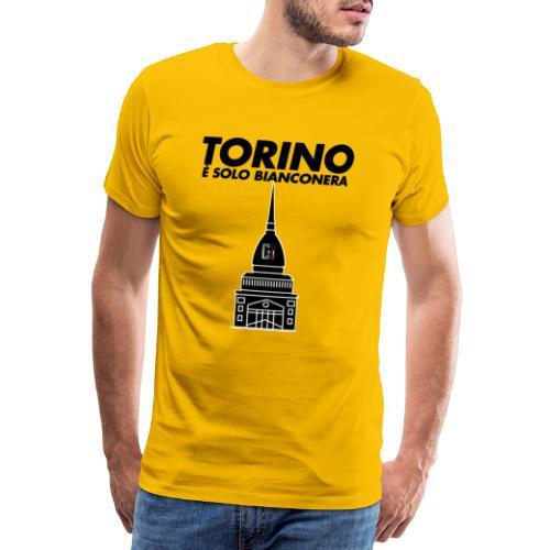 Torino è Bianconera - Maglietta Premium da uomo