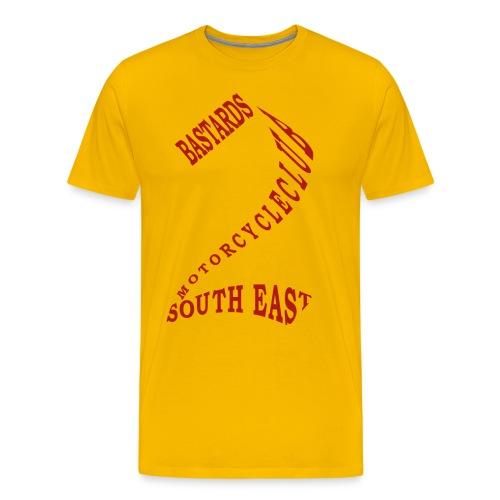 South East Raute - Männer Premium T-Shirt