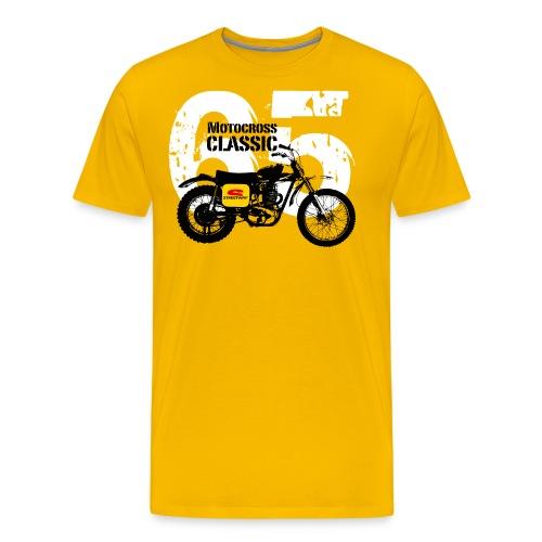 M129 - T-shirt Premium Homme