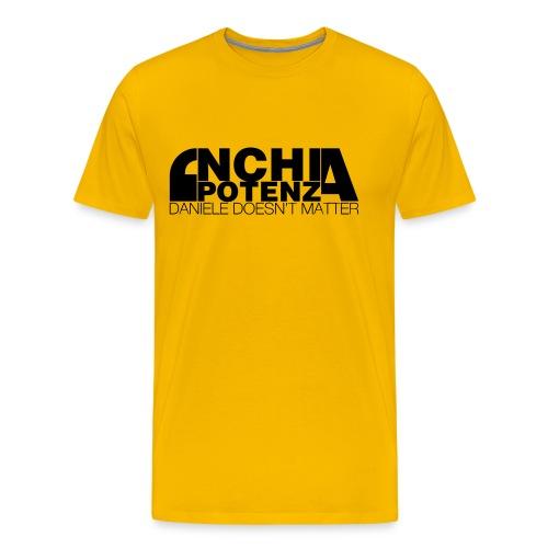 nchia - Maglietta Premium da uomo