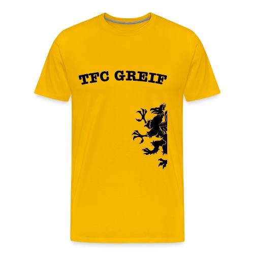 Greife mit Name - Männer Premium T-Shirt