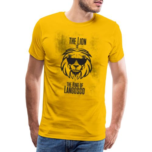 The Lion [summer 2019] - Maglietta Premium da uomo