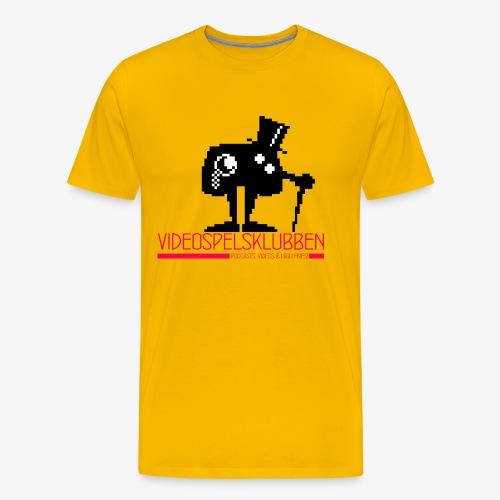 VSK new tshirt png - Premium-T-shirt herr