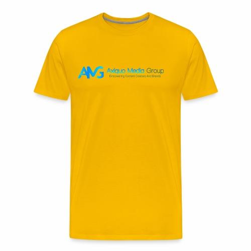 Axiquo Media Group - Men's Premium T-Shirt