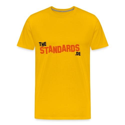 thestandardsde - Männer Premium T-Shirt