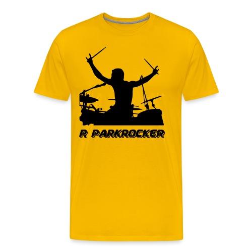 prshirtlogodrummer - Männer Premium T-Shirt