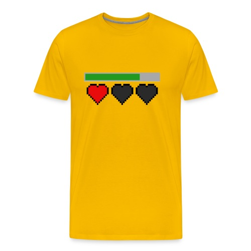 Dil Howlter Tee png - Men's Premium T-Shirt
