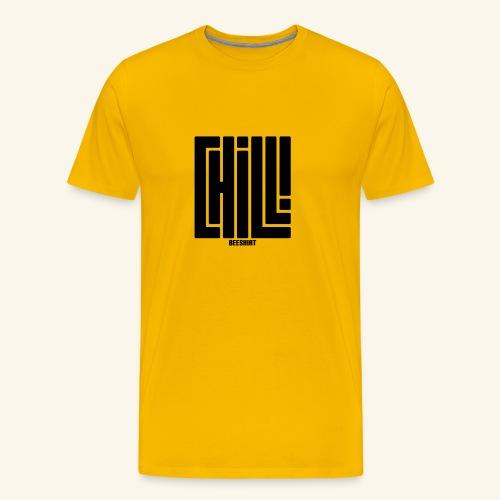 chill - Männer Premium T-Shirt