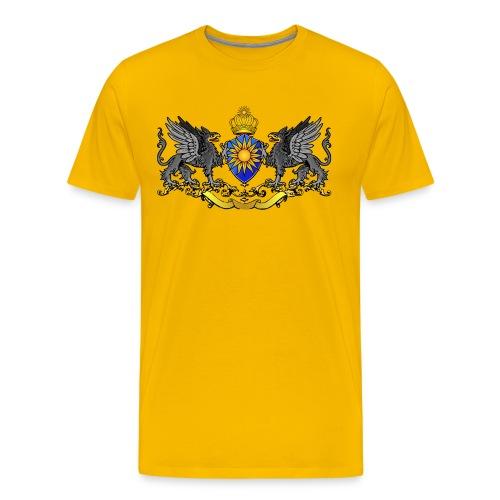 SSL LOGO PNG highlight small opener png - Männer Premium T-Shirt