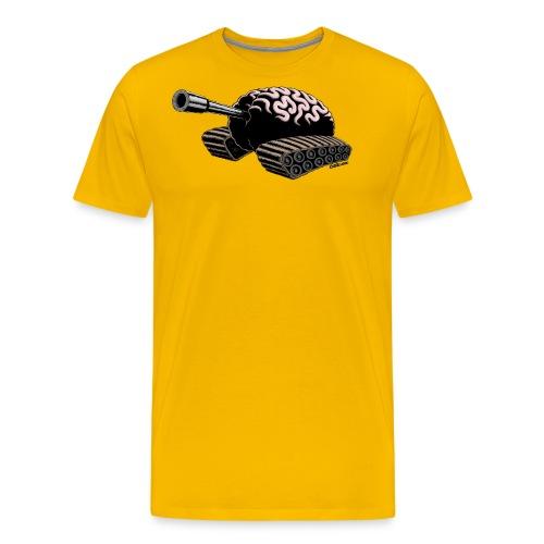 Think Tank (Color) - Men's Premium T-Shirt