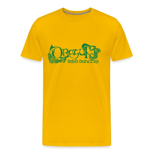 dragunlogo - Miesten premium t-paita