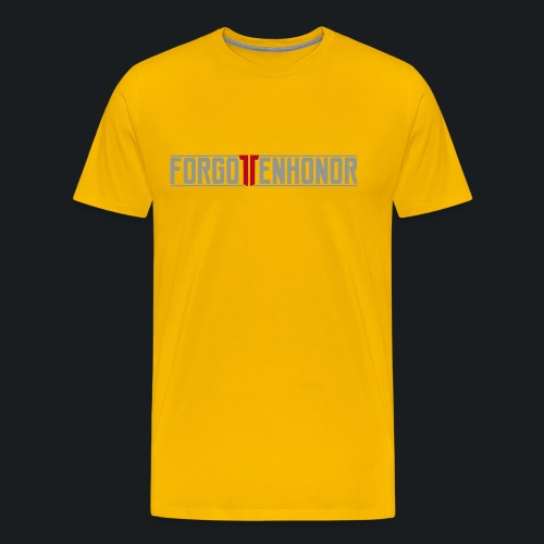 FH_NEW_VECTOR - Men's Premium T-Shirt