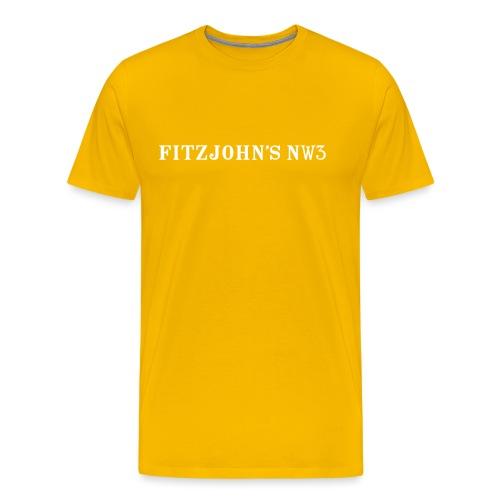 Fitzjohn's NW3 - Men's Premium T-Shirt