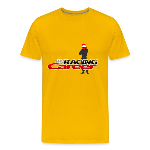 Welcome Logo - Men's Premium T-Shirt