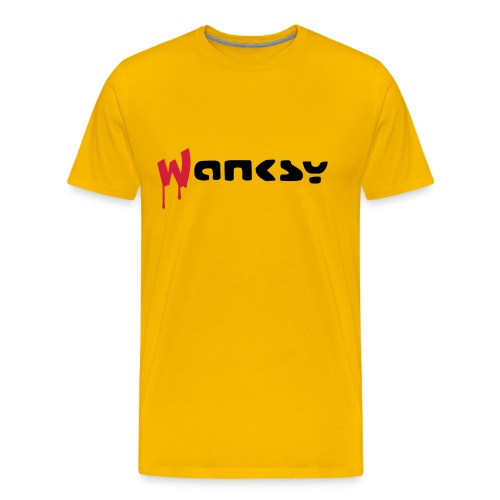Wanksy - Men's Premium T-Shirt