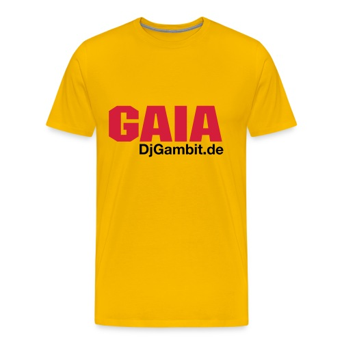 Gambalf - Männer Premium T-Shirt