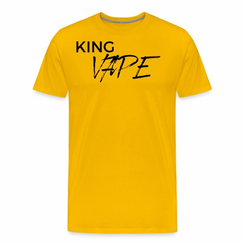 KingVape - Men's Premium T-Shirt