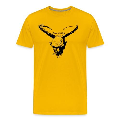 Liaba Teifl - Männer Premium T-Shirt