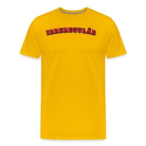 Irreregulär 2C - Männer Premium T-Shirt