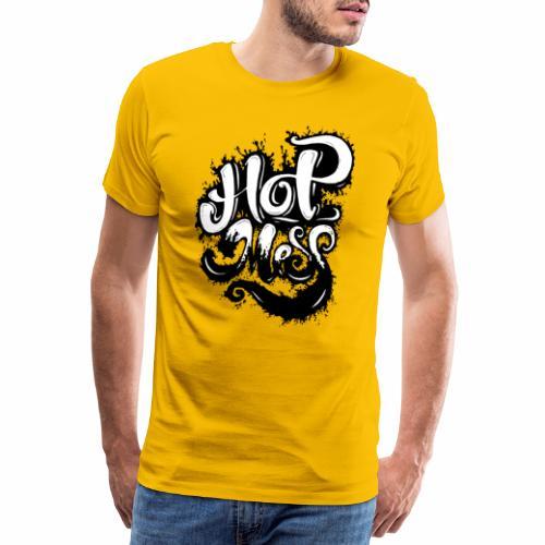 Hot Mess - Tattoo Urban Ink Graffitti - Herre premium T-shirt