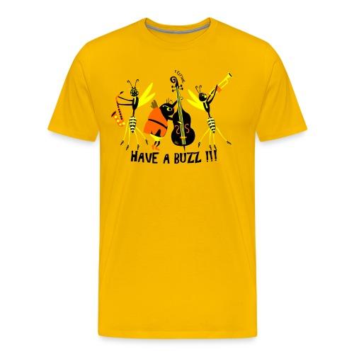 Jazz band - Männer Premium T-Shirt