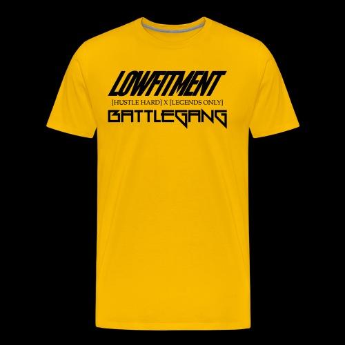 battlegang_lf - Mannen Premium T-shirt