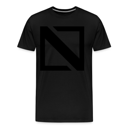 Nimstick Icon Alternative Transparent Spreadshirt - Men's Premium T-Shirt