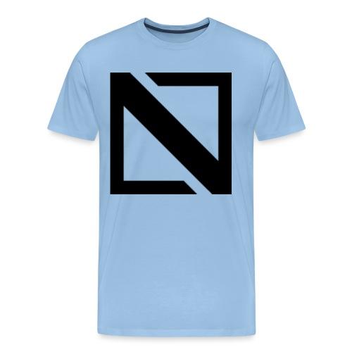 Nimstick Icon Alternative Transparent Spreadshirt - Men's Premium T-Shirt