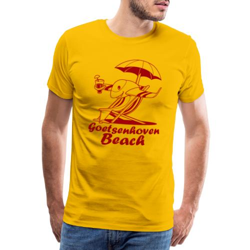 Goetshoven Beach - Men's Premium T-Shirt