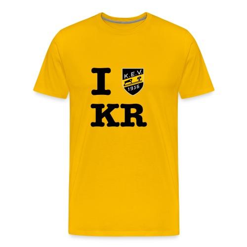 ilove2 - Männer Premium T-Shirt