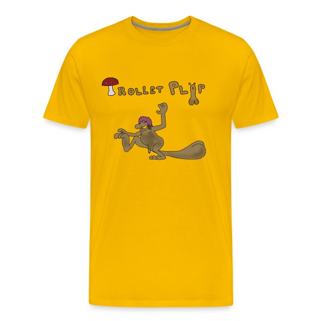 Trollet Pläp t shirt 1 png