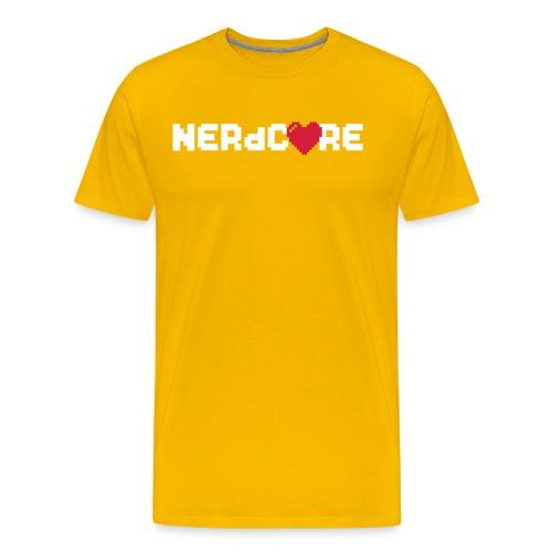 nerdcore.it black - Maglietta Premium da uomo