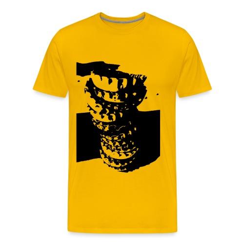 Kronkorken - Männer Premium T-Shirt