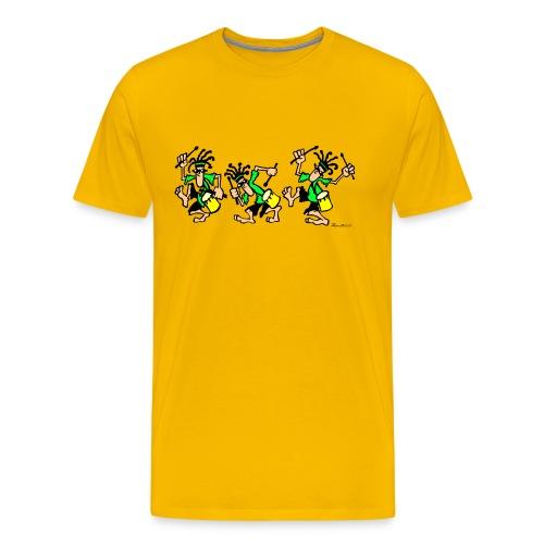 Funky Drummers - Men's Premium T-Shirt