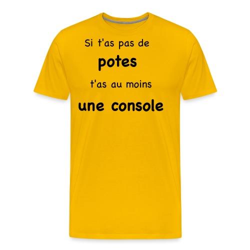 pas de potes - T-shirt Premium Homme