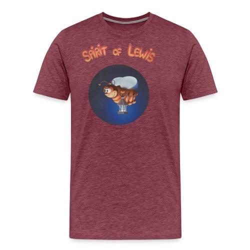 Spirit of Lewis - T-shirt Premium Homme