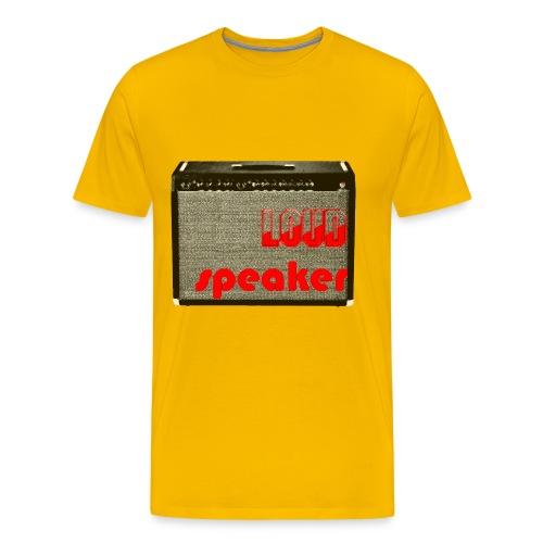 LOUDSPEAKER - Men's Premium T-Shirt