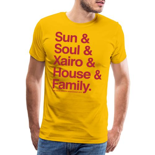 sunsoulred - Men's Premium T-Shirt