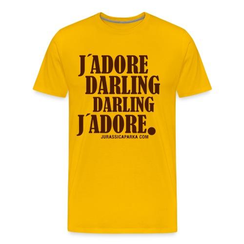 J´adore Darling - Männer Premium T-Shirt