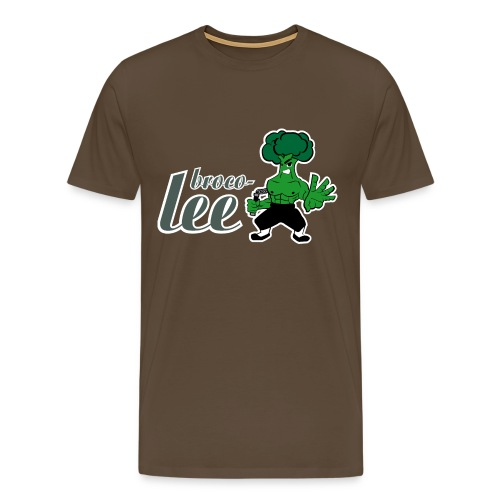 brocolee - Camiseta premium hombre
