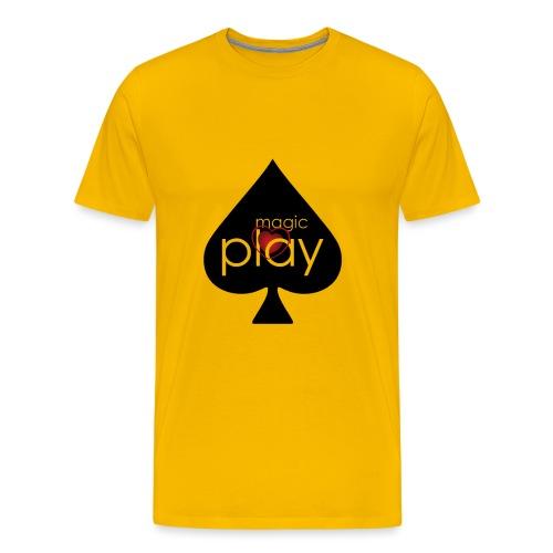MagicPlay - Maglietta Premium da uomo