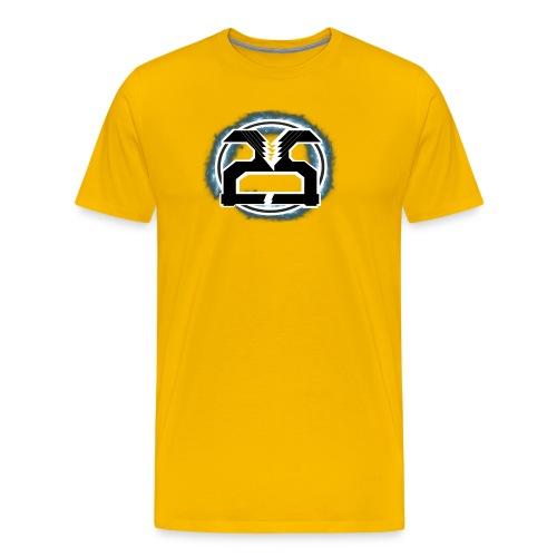capa png - Premium-T-shirt herr