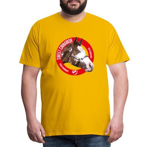 SWEET CINNAMON - Maglietta Premium da uomo