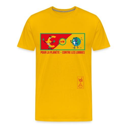 pour la planète J - T-shirt Premium Homme